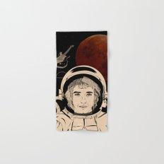 Astronaut Guitar Hand & Bath Towel