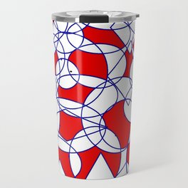 Trying to Break Free Travel Mug