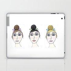 Pretty Ladies Laptop & iPad Skin