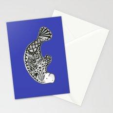 Manatee Stationery Cards