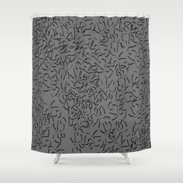Texture  2 Shower Curtain