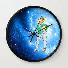 Rosalina and Luma  Wall Clock
