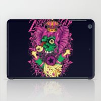 lsd iPad Cases featuring LSD Zombie star by Tshirt-Factory