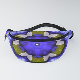 The Daisey Experiment in Abstract Fanny Pack