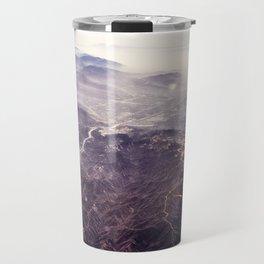 The World Below Travel Mug