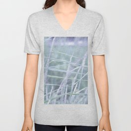 Wind Through the Grass Unisex V-Neck