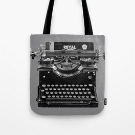 Vintage Typewriter Umhängetasche