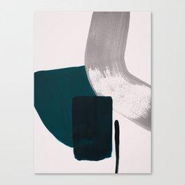 minimalist painting 02 Canvas Print
