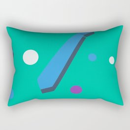Necktie Coolers Rectangular Pillow