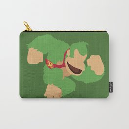 Donkey Kong(Smash)Green Carry-All Pouch