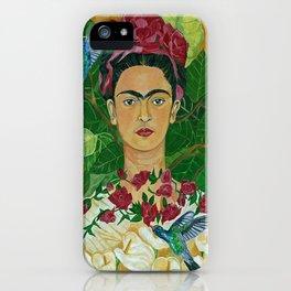 Frida In Heaven iPhone Case