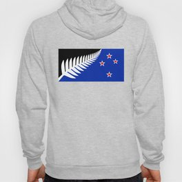 Proposed new national flag design for New Zealand Hoody