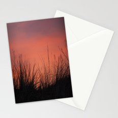 The Orange Sky. Stationery Cards