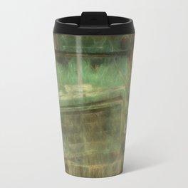 Busted and Broke Travel Mug