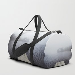 Fading into the mist Duffle Bag