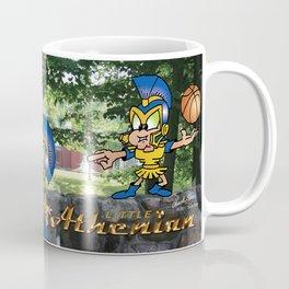 Little Athenian Basketball Coffee Mug