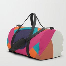 Retro Rocket 22 Duffle Bag