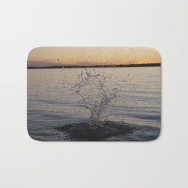 Waco Water Splash Bath Mat