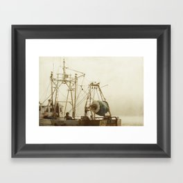 Misty Mae Framed Art Print