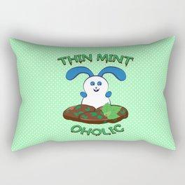 Ernest | Thinmintoholic Rectangular Pillow