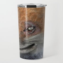 Nox The Fox Travel Mug
