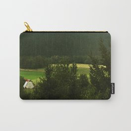 Barn In The Meadow Carry-All Pouch