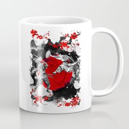 Samurai Fighting Coffee Mug