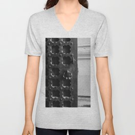 Manhattan Door Unisex V-Neck