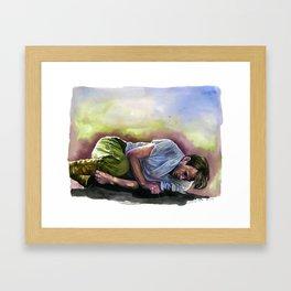 tubthumping Framed Art Print