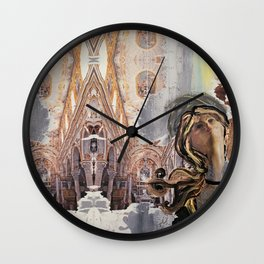 This Provincial Life Wall Clock
