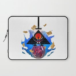 Gravity Falls (The Calm Before the Storm) Laptop Sleeve