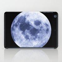 luna iPad Cases featuring Luna by Tobias Bowman