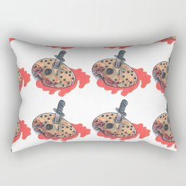 Jason Voorhees - Friday The 13th Rectangular Pillow