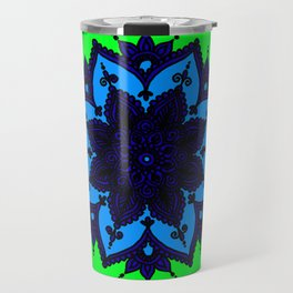 Kids Mandala Anahata Travel Mug