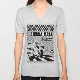 Sierra Mesa Unisex V-Neck