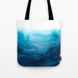 Dive into the deep blue sea Tote Bag