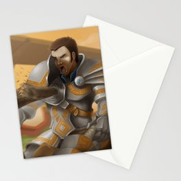 Jousting Stationery Cards