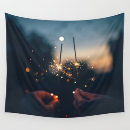 Sparks Wall Tapestry