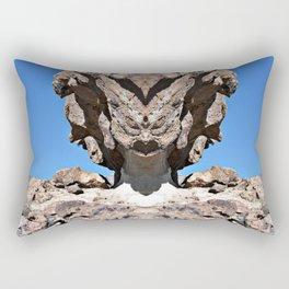 Screech Owl Rectangular Pillow