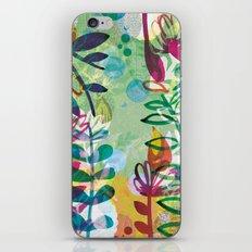Bloom like a Flower iPhone Skin