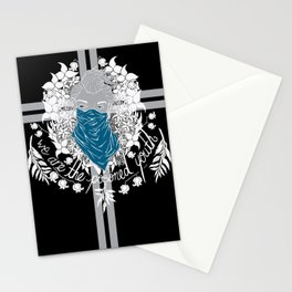 The Poisoned Youth Stationery Cards