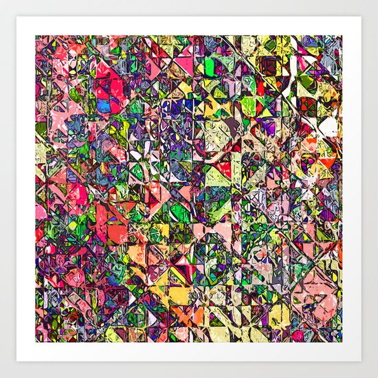 All The Pretty Things Art Print