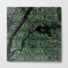 NYCity Metal Print