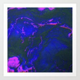 Neon Nightriders Kunstdrucke