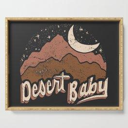 DESERT BABY Serving Tray