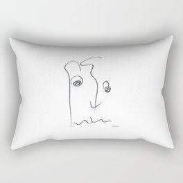 Demeter Moji d22 3-1 w Rectangular Pillow
