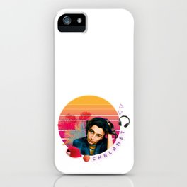 Vaporwave Timmy iPhone Case