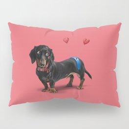 Butt (Colour) Pillow Sham