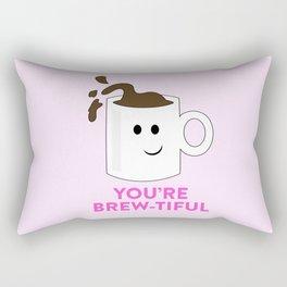 BREW-TIFUL Rectangular Pillow