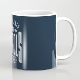 What Consumes Your Mind Coffee Mug